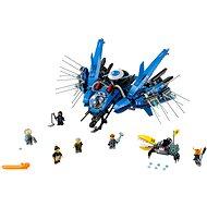 LEGO Ninjago 70614 Jay's Jet-Blitz - Baukasten