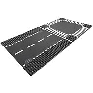 LEGO City 7280 Straight & Crossroad Plates - Building Kit