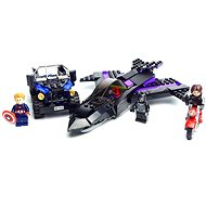 LEGO Super Heroes 76047 Black Panther Pursuit - Building Kit