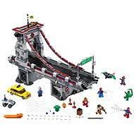 LEGO Super Heroes 76057 Spider-Man: Ultimatives Brückenduell der Web-Warriors - Baukasten