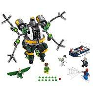 LEGO 76059 Super Heroes Spider-Man: Doc Ocks Tentakelfalle