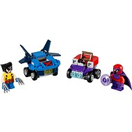 LEGO Super Heroes 76073 Mighty Micros: Wolverine vs. Magneto - Building Kit