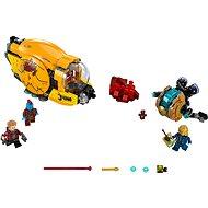 LEGO Super Heroes 76080 Ayeshas Rache - Baukasten