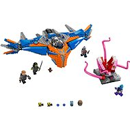 LEGO Super Heroes 76081 Milano vs. Spacecraft Abilisk - Building Kit