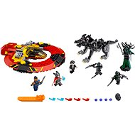 LEGO Super Heroes 76084 Final Battle for Asgard - Baukasten