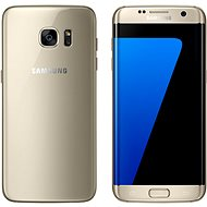 Samsung Galaxy S7 Edge Gold - Handy