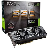 EVGA GeForce GTX 1060 SSC GAMING ACX 3.0 - Graphics Card