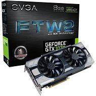 EVGA GeForce GTX 1070 FTW2 GAMING iCX - Grafikkarte