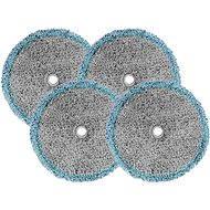 EVERYBOT Microfiber Cloths Split 4 pieces