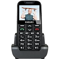 EVOLVEO EasyPhone XD black/silver