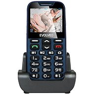 EVOLVEO EasyPhone XD blue/silver