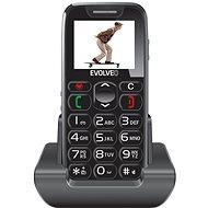 EVOLVEO EasyPhone černý - Mobilní telefon