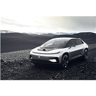 Faraday Future FF 91 - Elektromobil