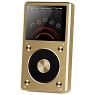 FiiO X5 2nd gen gold limited edition - FLAC přehrávač