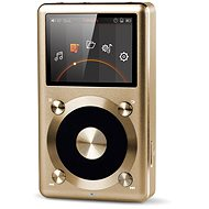 FiiO X3 2nd gen gold limited edition