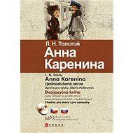 Anna Karenina: dvojjazyčná kniha - Kniha