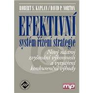 Efektivní systém řízení strategie - Kniha