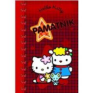 Hello Kitty Památník - Kniha