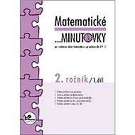 Matematické minutovky 2. ročník / 1. díl: 2. ročník - Kniha