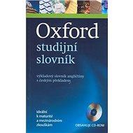 Oxford studijní slovník: výkladový slovník angličtiny s českým překladem - Kniha