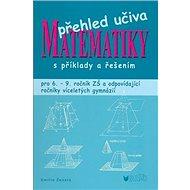 Přehled učiva matematiky - Kniha