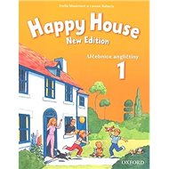 Happy House 1 New Edition: Učebnice angličtiny - Kniha