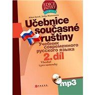 Učebnice současné ruštiny 2. díl + mp3 - Kniha
