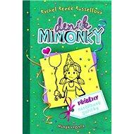Deník Mimoňky: Příběhy neoblibený pařičky - Kniha