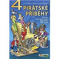 4 pirátské příběhy - Kniha