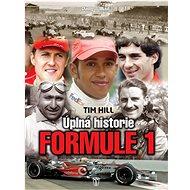 Formule 1 Úplná historie - Kniha
