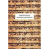 Hebrew printing in Bohemia and Moravia - Kniha