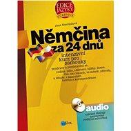 Němčina za 24 dnů + CD - Kniha