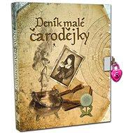 Deník malé čarodějky - Kniha