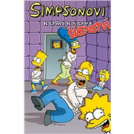 Simpsonovi Komiksové šílenství - Kniha