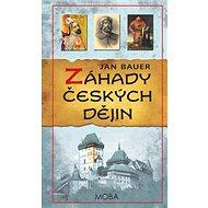 Záhady českých dějin - Kniha