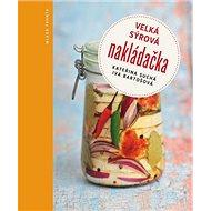 Velká sýrová nakládačka - Kniha