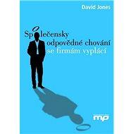 Společensky odpovědné chování se firmám vyplácí - Kniha