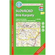 KČT 92 Slovácko, Bílé Karpaty - Kniha