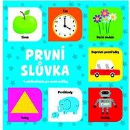 První slůvka 9 miniknížeček pro malé ručičky - Kniha