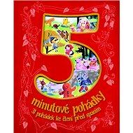 5minutové pohádky - Kniha