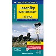 Jeseníky Rychlebské Hory 1:50 000: K48 - Kniha