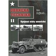 Obrněná technika 11: Spojené státy americké - Kniha