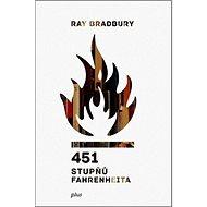 451 stupňů Fahrenheita - Kniha