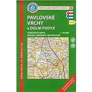 KČT 88 Pavlovské vrchy a Dolní Podyjí - Kniha