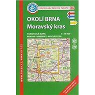 KČT 86 Okolí Brna-Moravský kras - Kniha