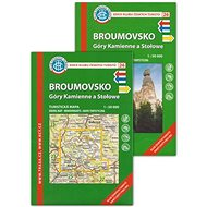 KČT 26 Broumovsko, Góry Kamienne a Stołowe - Kniha