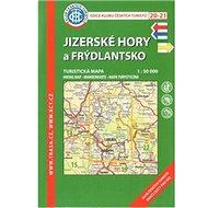 KČT 20-21 Jizerské hory a Frýdlantsko - Kniha