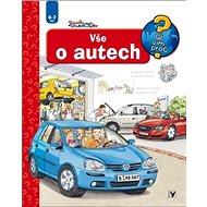 Vše o autech - Kniha