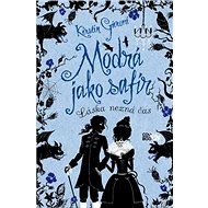 Modrá jako safír: Láska nezná čas - Kniha