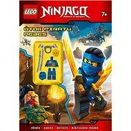 LEGO NINJAGO Útok Pirátů nebes: příběh, komiks, aktivity, minifigurka - Kniha